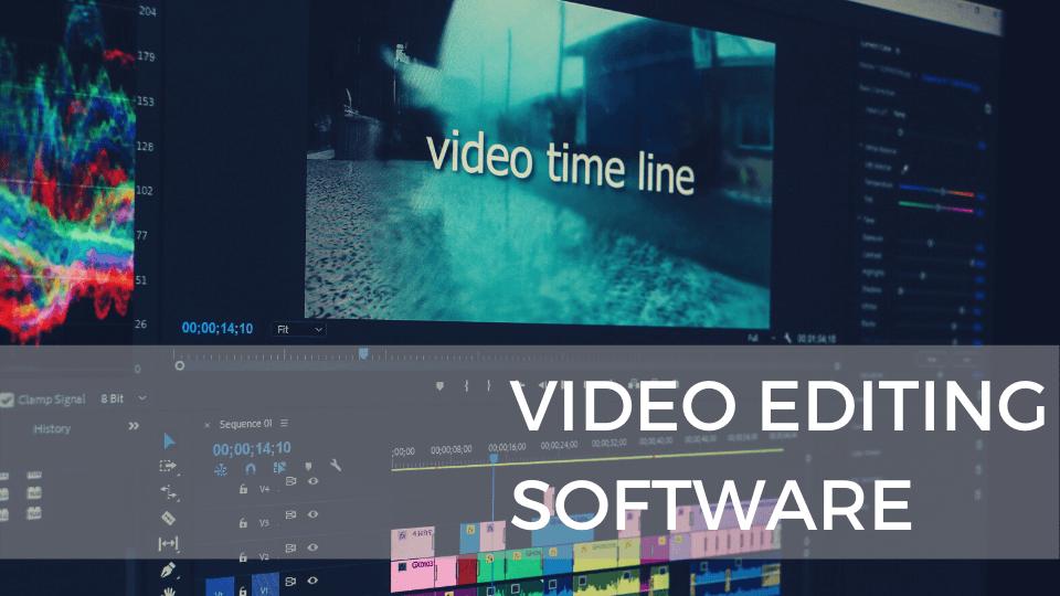 人気の動画制作ソフトウェアおすすめ8選