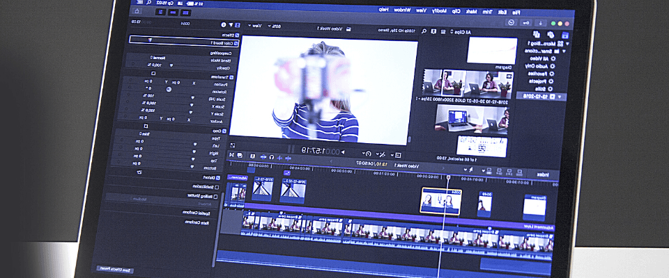 動画撮影や動画編集のコツ