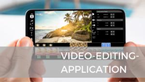 スマホで簡単。動画編集アプリを紹介します。