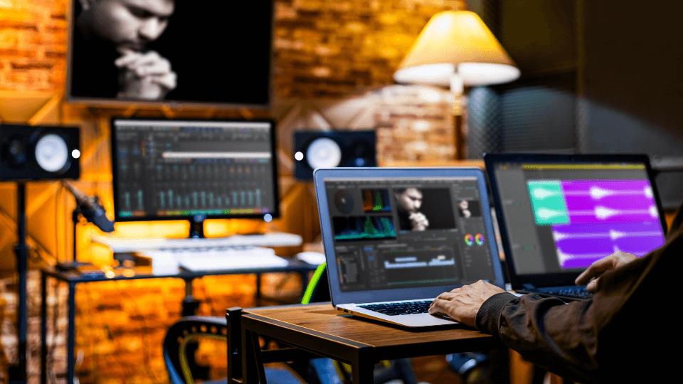 動画製作・映像製作の撮影から編集まで対応
